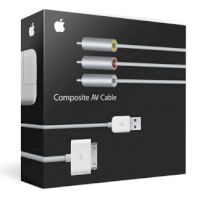 Apple Component AV Cable: MB129FE/A