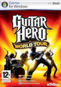 Guitar Hero World Tour - PS2/Wii/DS/PS3/Xbox360
