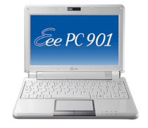 ASUS Eee PC 901 W020 Netbook (Intel Atom N270 1.6MHz, 1GB RAM, 20GB SSD HDD, VGA Intel GMA 900, 8.9 inch, PC Linux)
