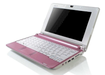Acer Aspire ONE (110) Netbook PINK (Intel Atom N270 1.6Ghz, 512MB RAM, VGA Intel GMA 950, 8.9 inch, windows xp home)