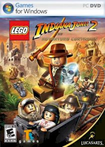 Lego Indiana Jones 2 The Adventure Continues - PS3/PSP/Xbox360/DS/Wii