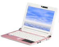 Acer Aspire One D250-1357 (040) Coral Pink Netbook (Intel Atom N270 1.6GHz, 1GB RAM, 160GB HDD, VGA Intel GMA 950, 10.1inch, Windows 7 Starter)