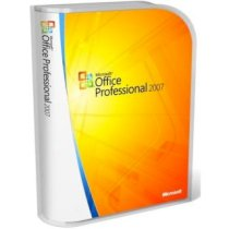 Office Professional 2007 Win32 Eng. 1PK DSP OEM V2 W/OfcPro Tri No CD 269-14068