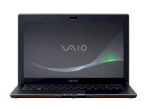 Sony Vaio VPC-X115KX/B (Intel Atom Z550 2GHz, 2GB RAM, 128GB HDD, VGA Intel GMA 500, 11.1 inch, Windows 7 Home Premium)
