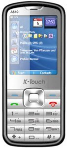 K-Touch A610