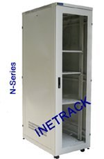 INETRACK 19'' Cabinet For Server 27U (600 x 600) N-Series