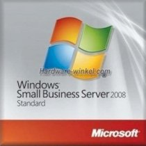 Windows Small Business Sever Standard 2008 English 1pk DSP OEI DVD 1-4 Cpu 5 clt T72-02453