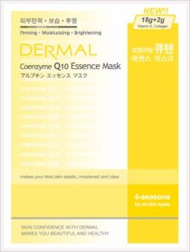 Mặt nạ Dermal Coenzyme Q10 Collagen Essence