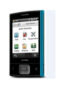 Asus nuvifone M20 Blue