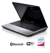 Dell Inspiron 1440 Black (Intel Pentium Dual Core T4400 2.2GHz, 2GB RAM, 320GB HDD, VGA Intel GMA 4500MHD, 14 inch, PC DOS)