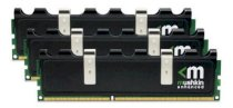 Mushkin Blackline (998798 ) - DDR3 - 12GB (3x4GB) - bus 1600MHz - PC3 12800 kit