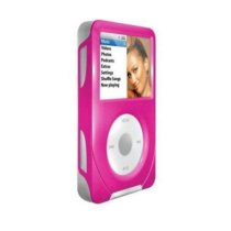 iSkin cover eVo4 Duo apple iPod Classic 6th 6G Gen 80/120GB Popstar Pink