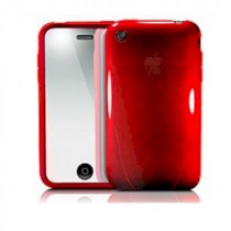 iSkin Cover Apple iPhone 3G 3GS SOLO FX Case Passion Red