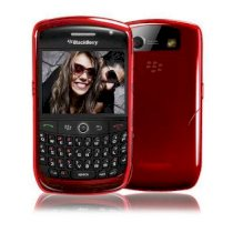 BlackBerry Curve 8900 Vibes Red cover