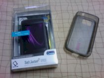 Capdase Soft Jacket 2 Xpose-HTC Touch 2 T3333