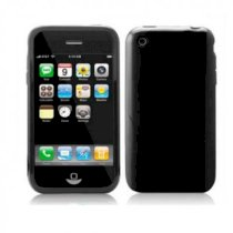 iSkin Cover Apple iPhone 3G 3GS SOLO Case Black