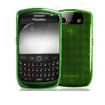 BlackBerry Curve 8900 Vibes FX Green cover