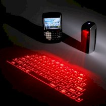 Celluon LaserKey CL850 Bluetooth Laser Keyboard