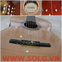 Guitar cổ điển HC06 - Hohner Germany/China