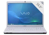Sony Vaio VPC-EB11FX/WI (Intel Core i3-330M 2.13GHz, 4GB RAM, 320GB HDD, VGA Intel HD Graphics, 15.5inch, Windows 7 Home Premium)