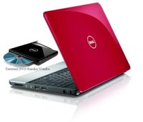 Dell Inspiron 1320 (S560914VN - Red ) (Intel Core 2 Duo P7450 2.13GHz, 2GB RAM, 320GB HDD, VGA ATI Radeon HD 4330, 13.3 inch, Linux)