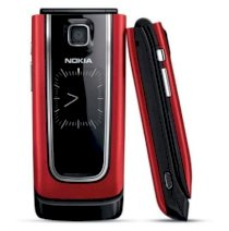 Nokia 6555 Black & Red