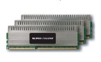 Super Talent Unbuffered (WB160T12G9) - DDR3 - 12GB (3x4GB) - bus 1600MHz - PC3 12800 kit