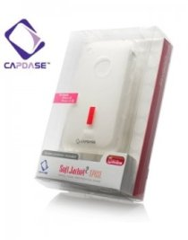 Bao silicon Capdase iphone 3G (Trung Quốc)