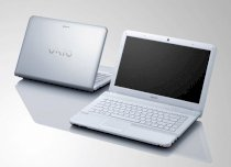 Sony Vaio VPC-EA12EN/WI (Intel Core i3-330M 2.13GHz, 2GB RAM, 320GB HDD, VGA Intel HD Graphics, 14 inch, Windows Home Basic)