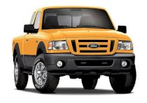 Ford Ranger 4X4 XL