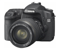 Canon EOS 50D (EF-S 17-85mm IS U) Lens Kit