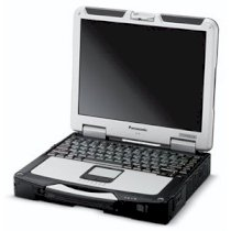 Panasonic Toughbook 31 (CF-31) (Intel Core i3-350M 2.26GHz, 2GB RAM, 160GB HDD, VGA Intel HD Graphics, 13.1 inch, Windows 7 Professional)