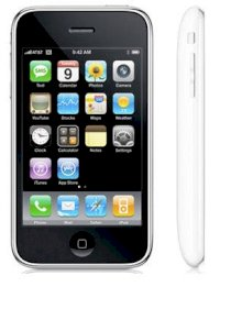 Apple iPhone 3G S (3GS) 16GB White (Bản quốc tế)