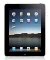 Apple iPad 4 64GB iOS 3.2 WiFi 3G Model - Black