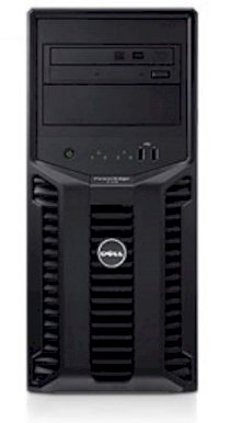 Dell PowerEdge T110 - X3450 ( Intel Xeon Quad-Core X3450 2.66GHz, RAM 2GB, HDD 250GB, 305W )