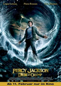 Percy Jackson And The Olympians The Lightning Thief 2010