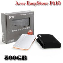 ACER EASYSTORE P110 500G - 5400rpm - 8MB Cache