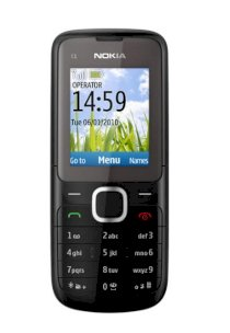 Nokia C1-01 Dark Grey