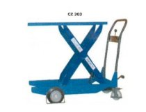 The CZ-Trolley 150 - 500kg