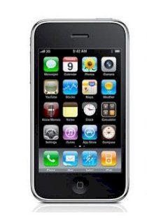 Apple iPhone 3G S (3GS) 8GB (Lock Version)