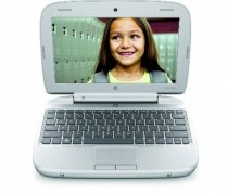 HP Mini 100e ( Intel Atom N455 1.66GHz, 1GB RAM, 160GB HDD, VGA Intel GMA HD Graphics, 10.1 inch, Windows 7 Starter )