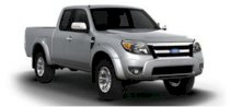 Ford Ranger Open Cab 4WD 3.0 XLT AT 2009