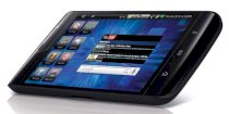 Dell Streak (Dell Mini 5) (Qualcomm Snapdragon QSD8250 1.0GHz, 256MB RAM, 16GB SSD, 5 inch, Android OS, v1.6) Phablet