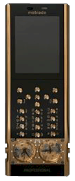 Mobiado Professional 105 GMT Gold