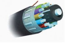 AMP FO Cable,Outdoor,All-Dielectric,8F,SM 1-769623-4