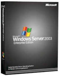 Microsoft Windows Server Enterprise 2003 R2 w/sp2 64bitx64 English 1PK DSP OEM CD 1-8CPU 25Clt - P72-02509