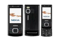 Vỏ Nokia 6500 Slide Black
