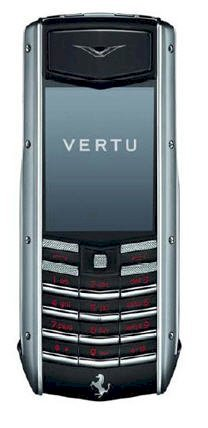 Vertu Ascent Ti Ferrari Special Edition Red