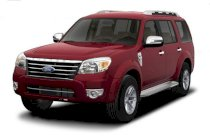 Ford EVEREST XLT 4X2 2.5 AT 2009