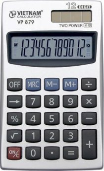 Vietnam Calculator VP-879